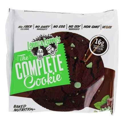 Lenny & Larry`s Complete Cookie, 113g Choc-o-Mint