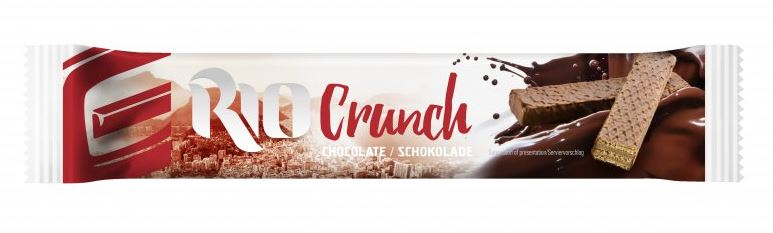 GOT7 Nutrition Rio Crunch, 1 Protein-Waffel, 20g Chocolate