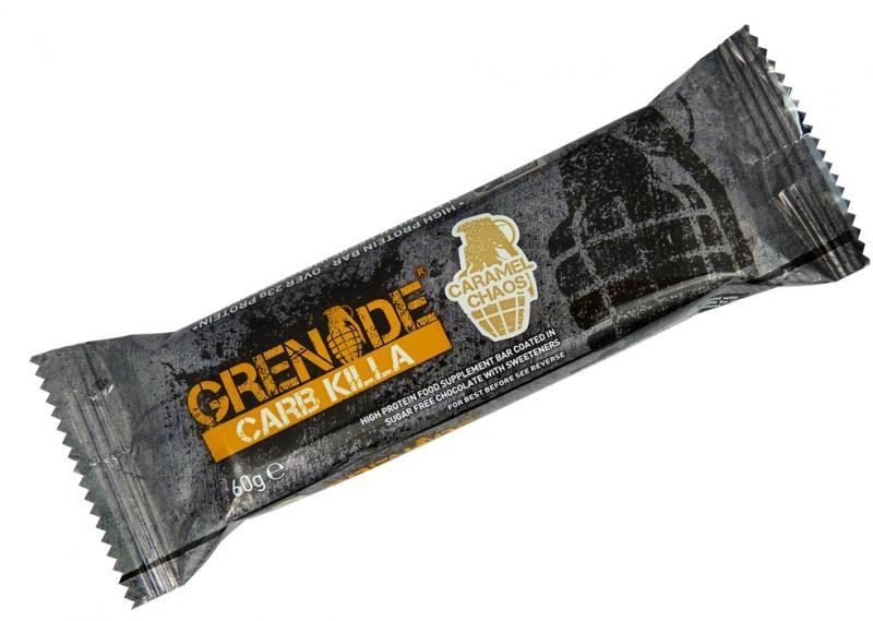 Grenade Carb Killa, 1 Riegel, 60g Peanut Nutter
