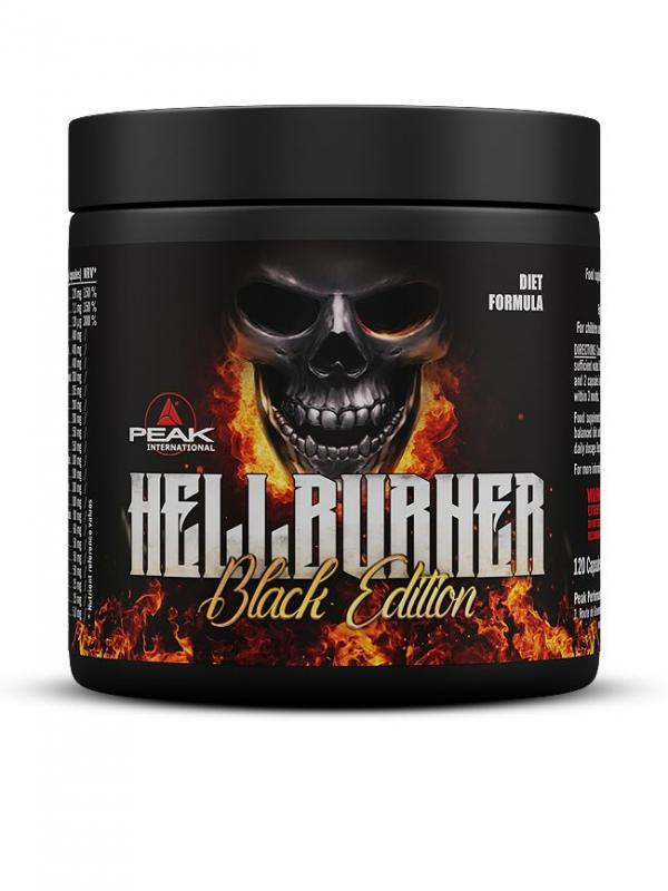 Peak Hellburner Black Edition, 120 Kaps.