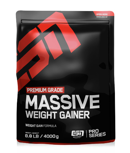 ESN Massive Weight Gainer, 4000g
