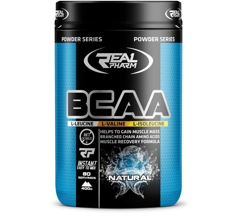 Real Pharm BCAA Instant, 400g