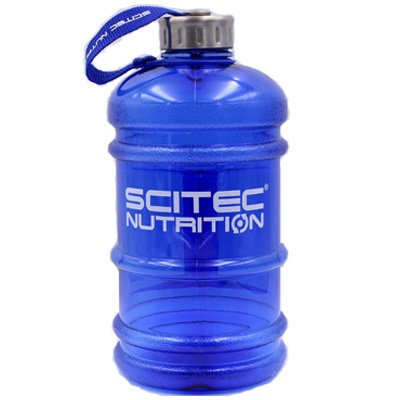 Scitec Nutrition 1.0 - 2.2 Liter Water Gallon Blau (2.2 Liter)