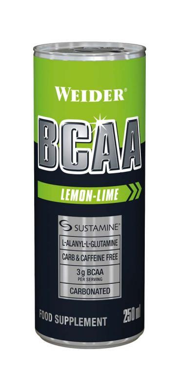 Weider BCAA, 250ml