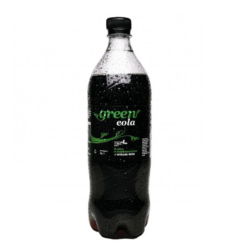Green Cola Flasche,1000ml