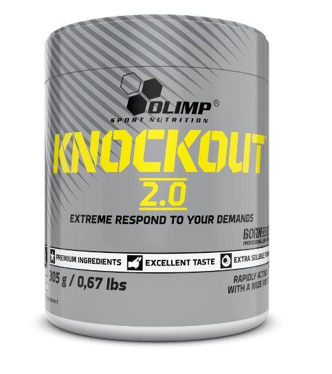 Olimp Knockout 2.0, 305g