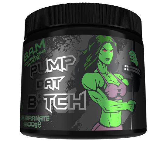 GN Laboratories B.A.M Pump Dat B*tch, 300g