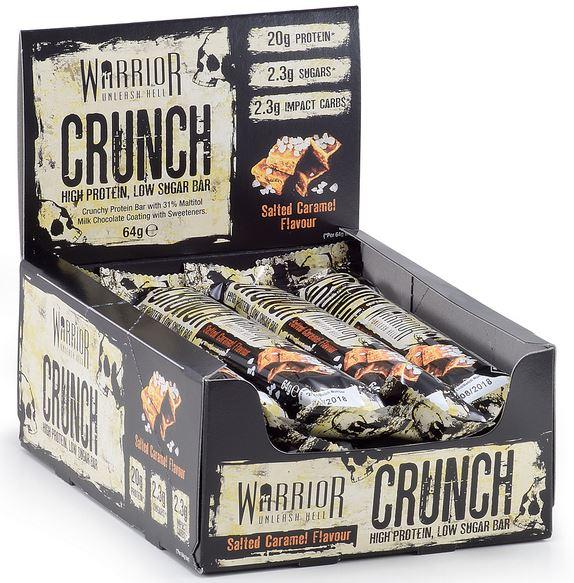 Warrior Crunch Bar, 1 Riegel, 64g