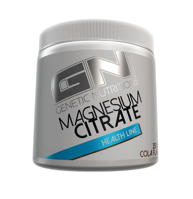 GN Laboratories Magnesium Citrate, 250g