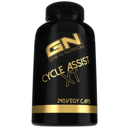GN Laboratories Cycle Assist XT, 240 Kaps.