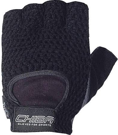 Chiba Athletic Handschuhe, Black