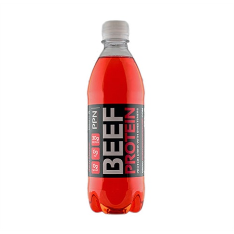 PPN Beef Protein Water, 500ml