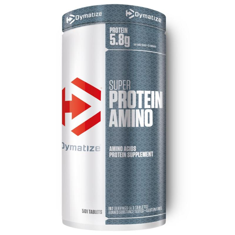 Dymatize Super Protein Amino, 501 Tabl.