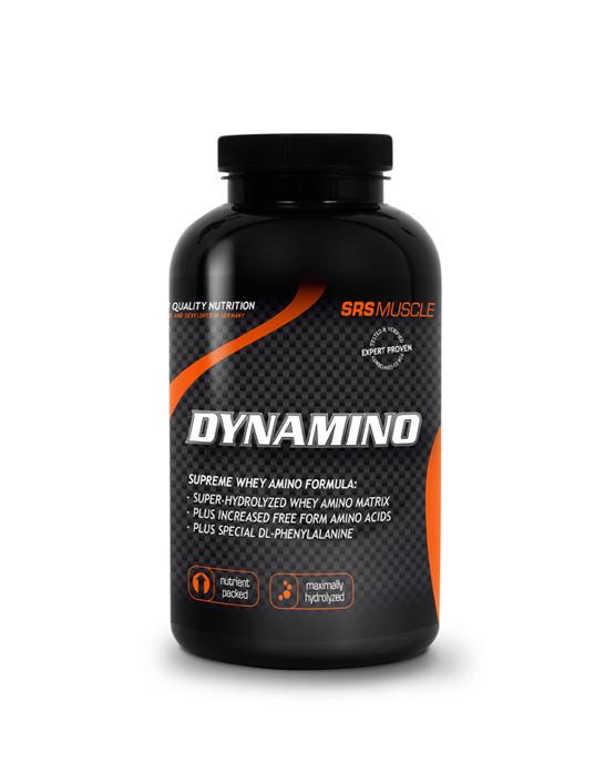 SRS Muscle Dynamino, 180 Kaps.