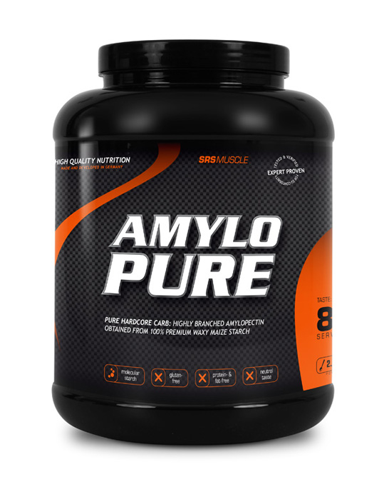 SRS Muscle Amylo Pure, 2000g