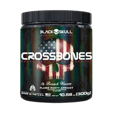 Black Skull Crossbones, 300g (MHD-Ware)