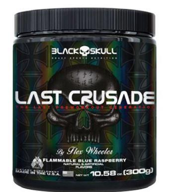 Black Skull Last Crusade, 300g (MHD-Ware)