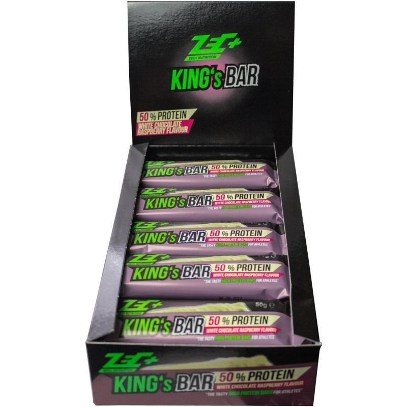 Zec+ Nutrition Kings Bar, 50g