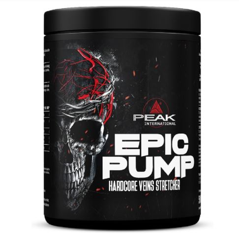 Peak Epic Pump, 500g Fresh Berry