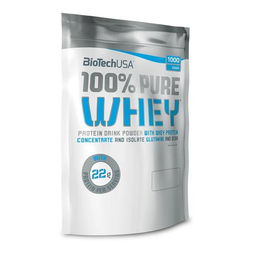 BioTech USA 100% Pure Whey, 1000g