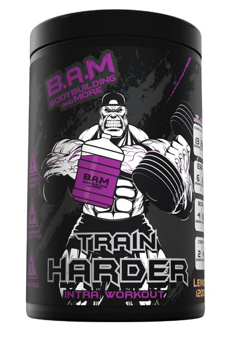 GN Laboratories B.A.M Train Harder, 1200g