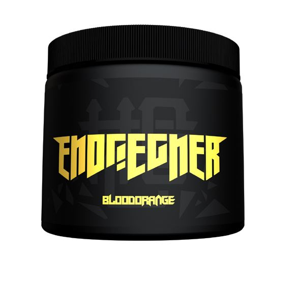 Hardgainer Crew Endgegner, 250g Blood Orange