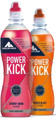Multipower Power Kick, 500ml Cherry Bomb