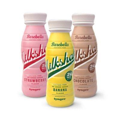 Barebells Milkshake, 330ml