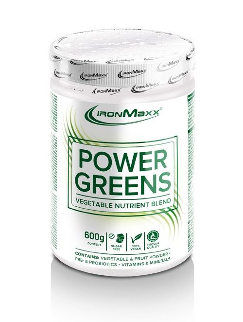 IronMaxx Power Greens, 600g