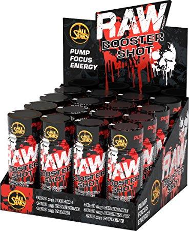 All Stars Raw Booster Shot, 60ml