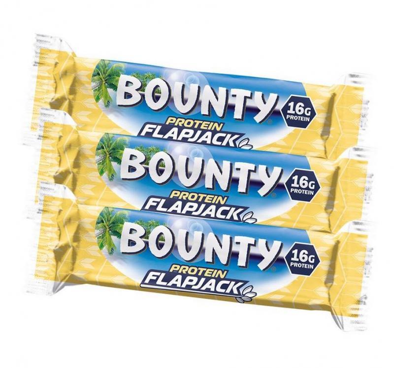 Bounty Protein Flapjack, 1 Riegel, 60g