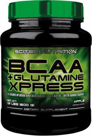 Scitec Nutrition Bcaa + Glutamine Xpress, 300g Mojito