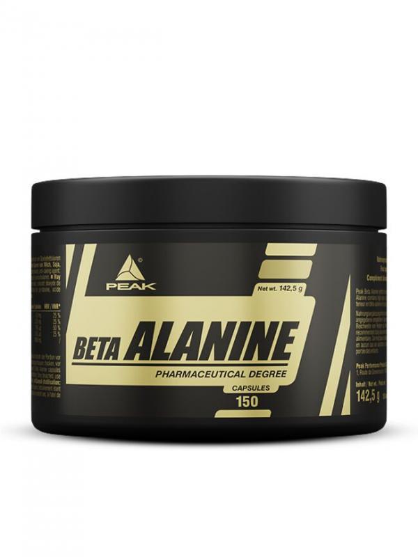 Peak Beta Alanin, 150 Kaps.