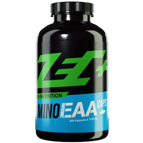 Zec + Nutrition Amino EAA, 250 Kaps.