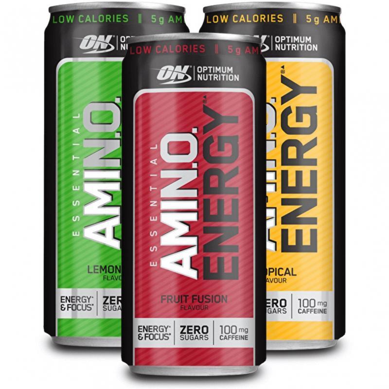 Optimum Nutrition Amino Energy, 330ml