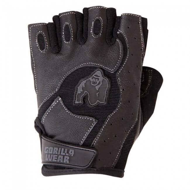 Gorilla Wear Mitchell Trainings Gloves, Black