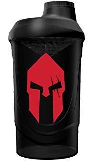 Gods Rage Spartan Wave Shaker, Black