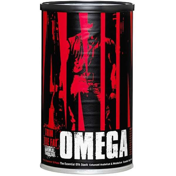 Universal Nutrition Animal Omega, 30 Packs