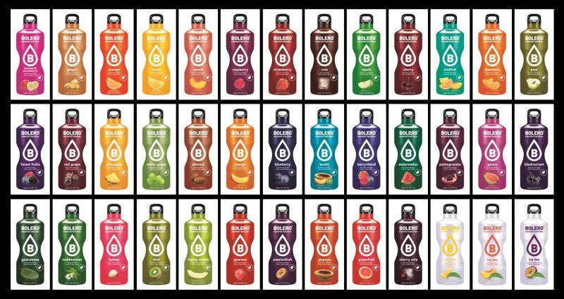 Bolero Essential Hydration, 9g