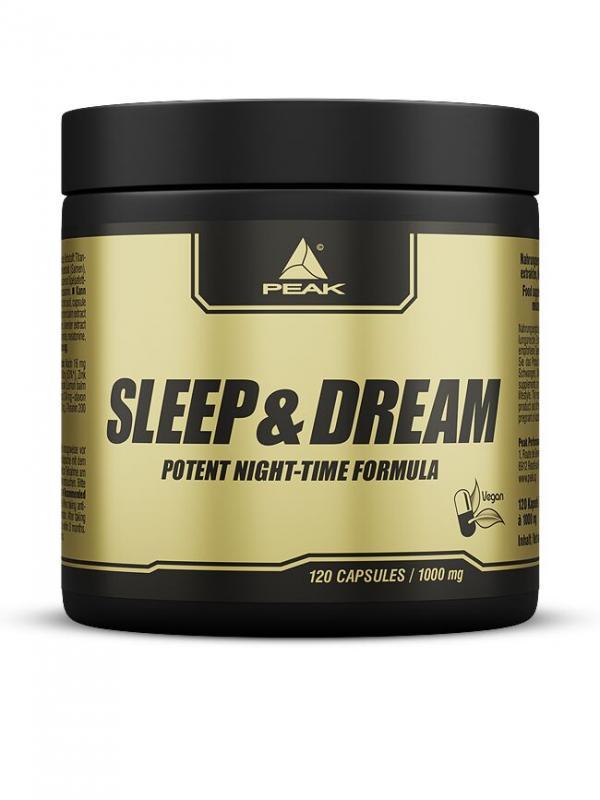 Peak Sleep & Dream, 120 Kaps.