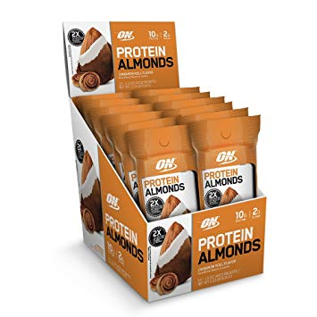 Optimum Nutrition Protein Almonds, 43g