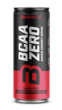 BioTech USA Bcaa Zero Amino Energy Drink, 330ml