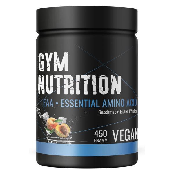 GYM Nutrition EAA Enhanced Amino Acid, 450g