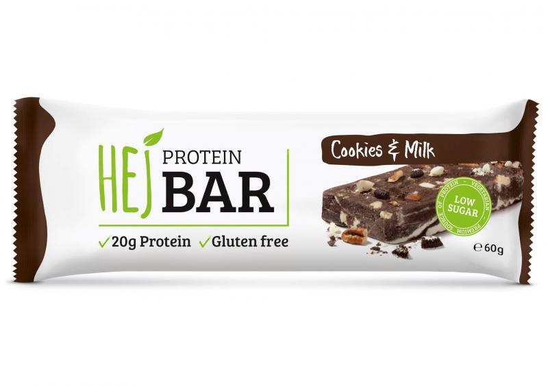 Hej Bar Protein, 1 Riegel, 60g