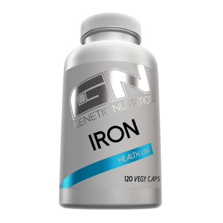 GN Laboratories Iron, 120 Kaps.