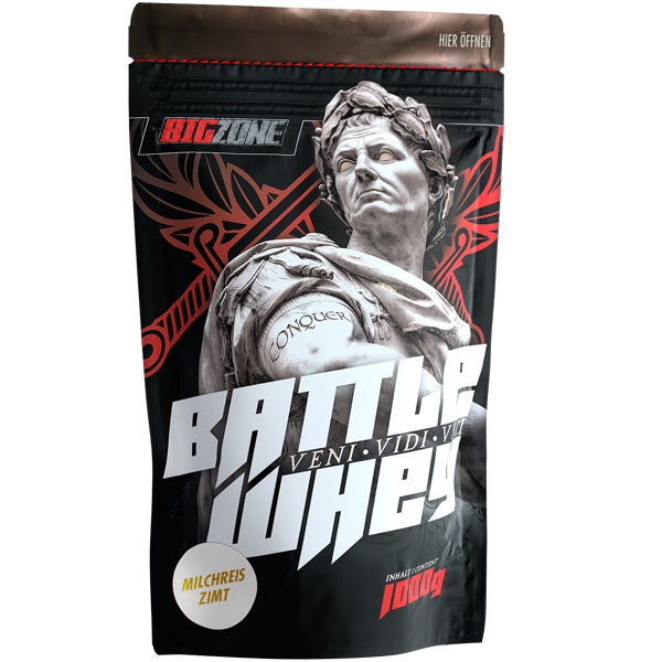 Big Zone Battle Whey, 1000g