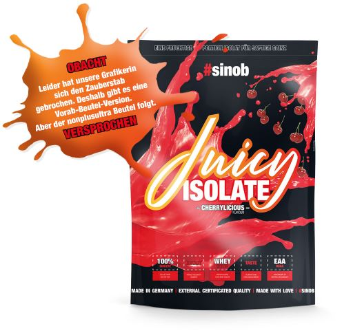 Sinob Juicy Isolate, 1000g