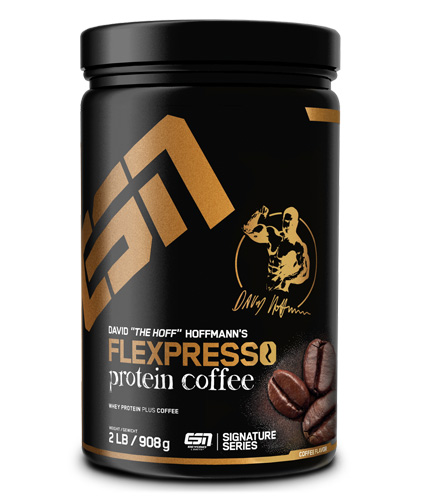 ESN FLEXPRESSO Protein Coffee, 908g Coffee
