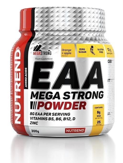 Nutrend EAA Mega Strong Powder, 300g