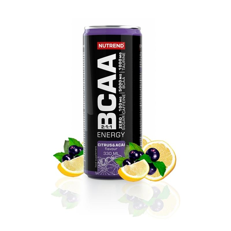 Nutrend BCAA Energy, 330ml